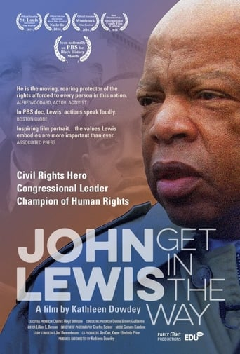 Poster of Get In The Way: The Journey of John Lewis