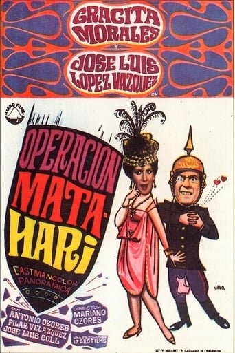 Poster of Operation Mata Hari