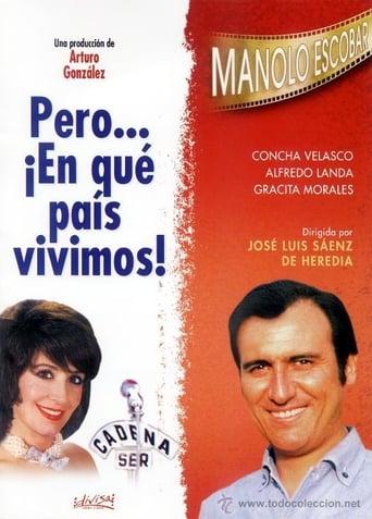Poster of Pero... ¿En qué país vivimos?