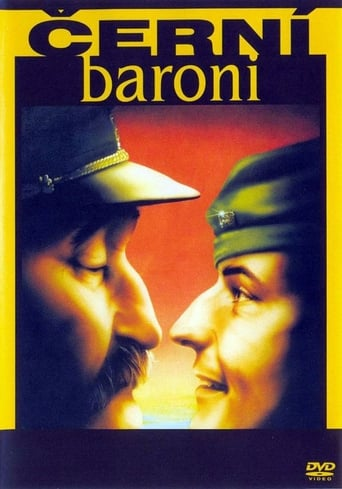 Poster of Cerni baroni