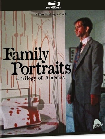 Poster of Family Portraits: A Trilogy of America