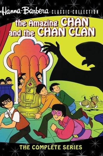 Poster of The Amazing Chan and the Chan Clan