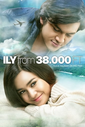 Poster of ILY from 38.000 Ft