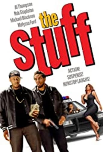 Poster of The Stuff