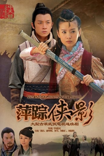 Poster of 新萍踪侠影