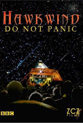 Poster of Hawkwind: Do Not Panic