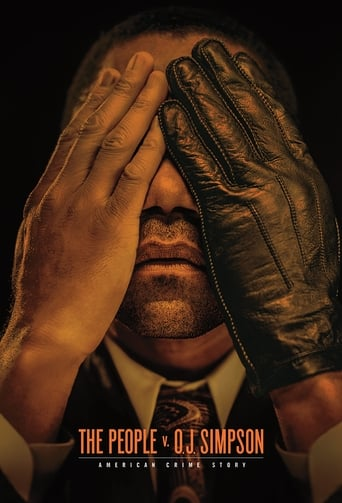 Poster of The People v. O.J. Simpson