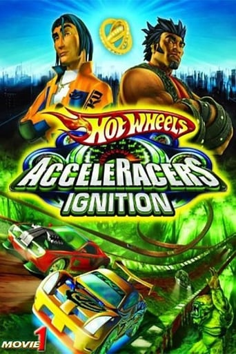 Poster of Hot Wheels Acceleracers: Ignition