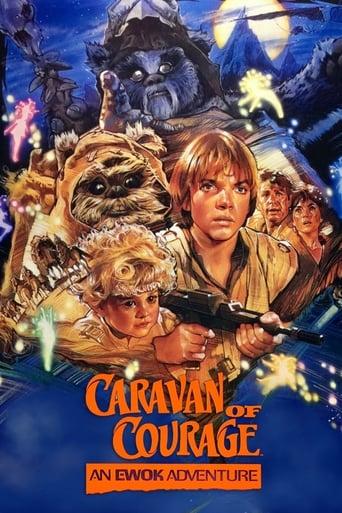 Poster of The Ewok Adventure