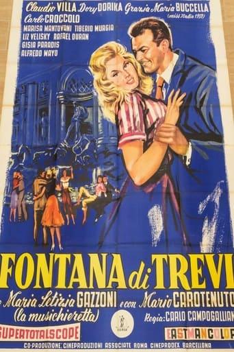 Poster of Fontana di Trevi