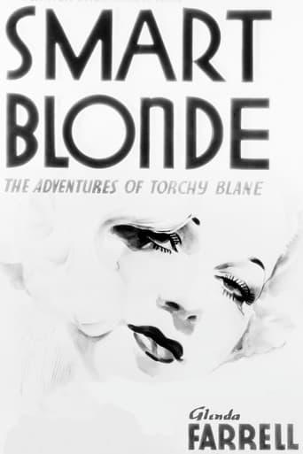 Poster of Smart Blonde