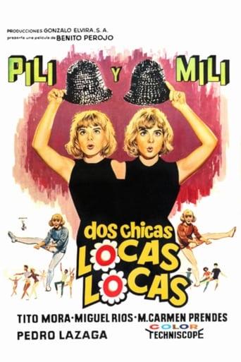 Poster of Dos chicas locas locas