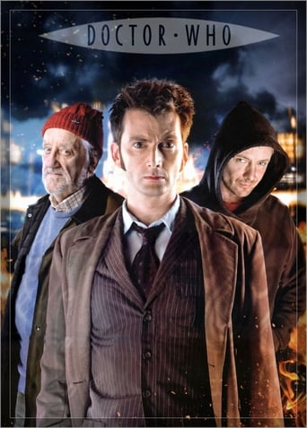 Doctor Who: The End of Time poster