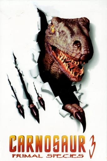 Poster of Carnosaur 3: Primal Species