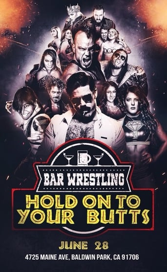 Poster of Bar Wrestling 13: Hold On To Your Butts