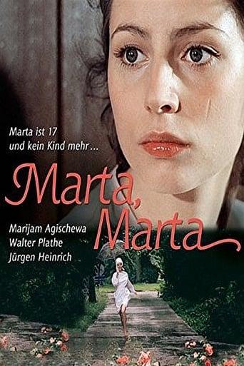 Poster of Marta, Marta