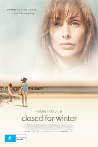 Poster of Closed For Winter