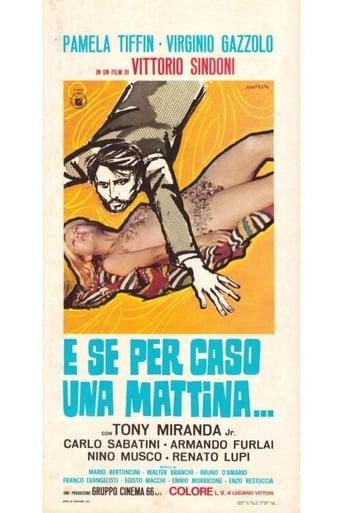 Poster of E se per caso una mattina...