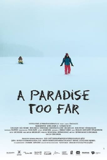Poster of A Paradise Too Far
