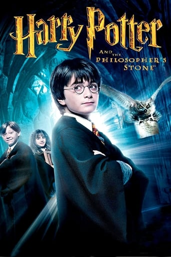 poster Harry Potter and the Philosopher's Stone – Harry Potter si Piatra Filozofala (2001)