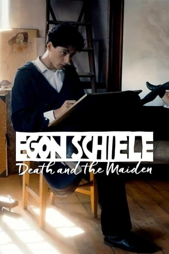 Poster of Egon Schiele: Death and the Maiden