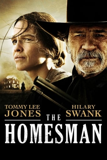 Poster of The Homesman
