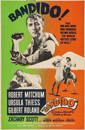 Poster of Bandido!