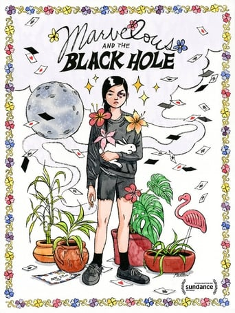 Poster of Marvelous and the Black Hole