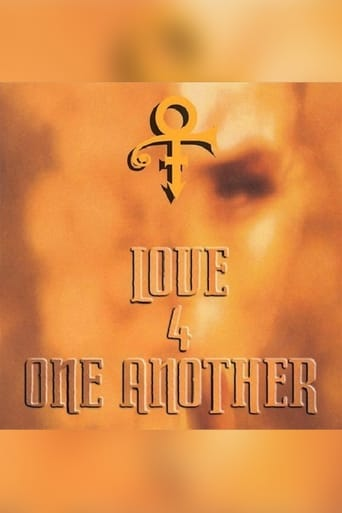 Poster of Prince: Love 4 One Another