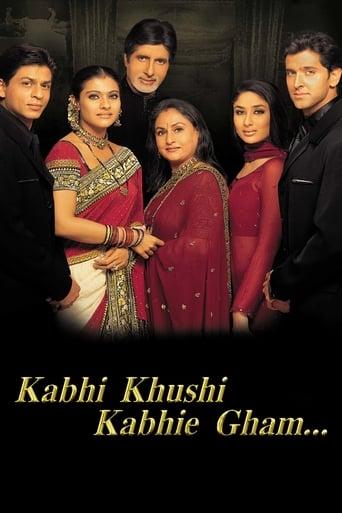 Poster of Kabhi Khushi Kabhie Gham