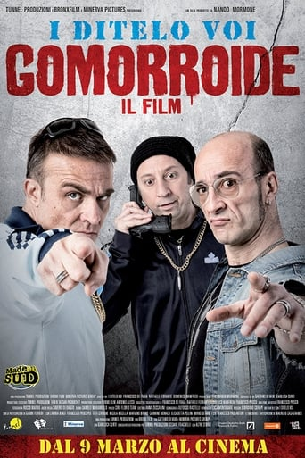Poster of Gomorroide