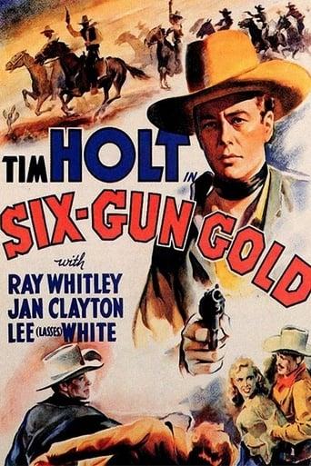 Poster of Six-Gun Gold
