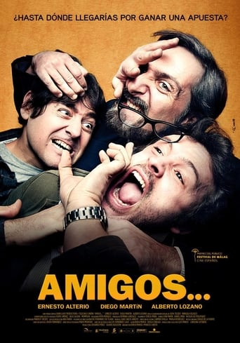 Poster of Amigos...