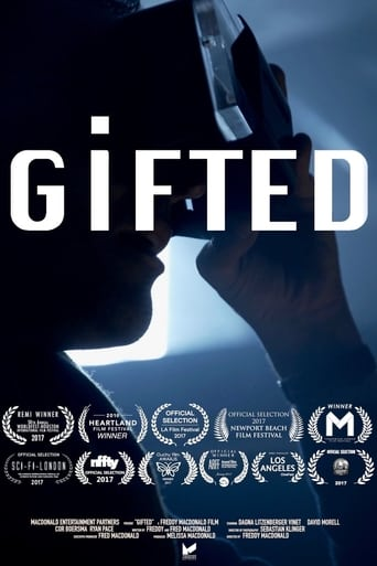 Poster of Gifted [Thanksgiving Post Mortem]