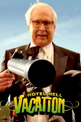 Poster of Hotel Hell Vacation