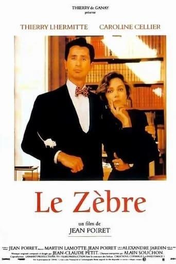 Poster of Le zèbre