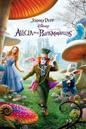 Poster of Alicia en el País de las Maravillas