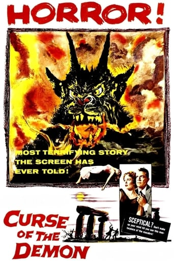 Poster of Night of the Demon