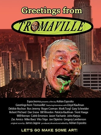 Greetings From Tromaville! poster