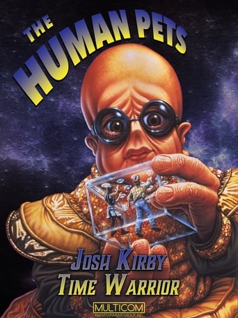 Poster of Josh Kirby... Time Warrior: The Human Pets