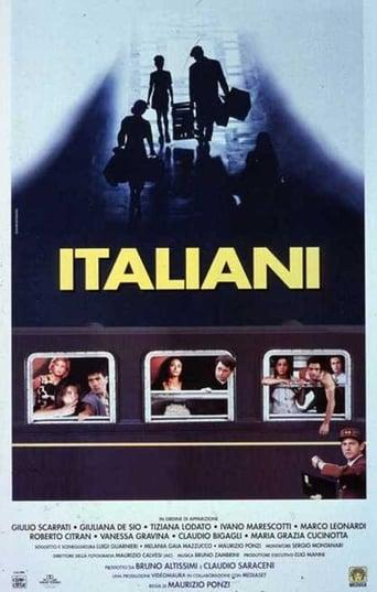 Poster of Italiani