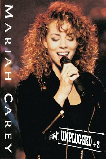 Poster of Mariah Carey: MTV Unplugged +3