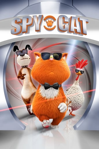 Poster of Spy Cat