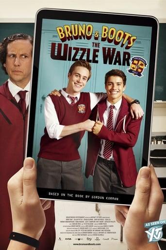 Filmplakat von Bruno & Boots: The Wizzle War