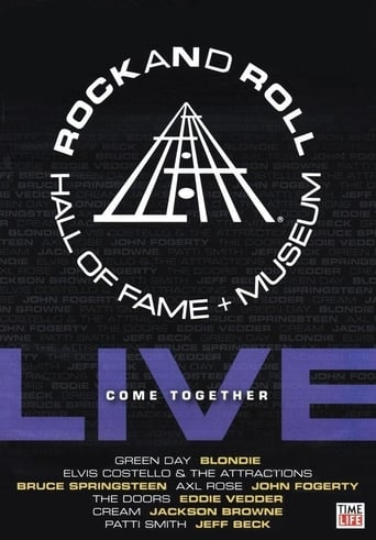 Rock and Roll Hall of Fame Live: Come Together