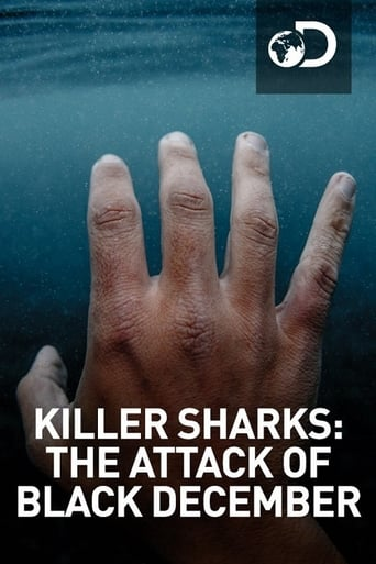 Poster of Killer Sharks: The Attacks Of Black December