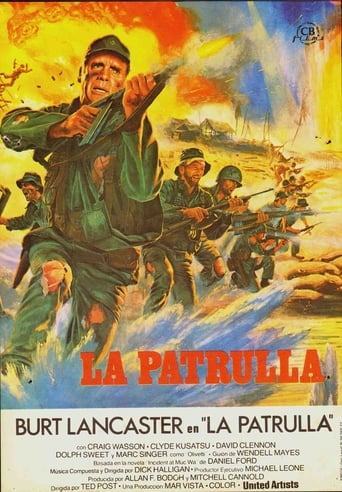 Poster of La patrulla