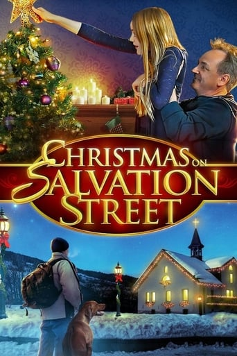Poster of Christmas on Salvation Street