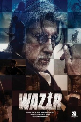 Poster of Wazir