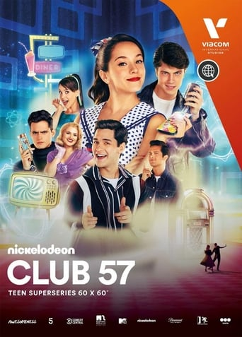 Poster of Club 57